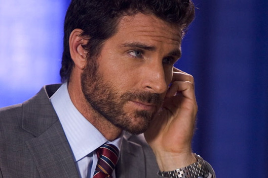 Ed Quinn As Nathan Stark On Eureka