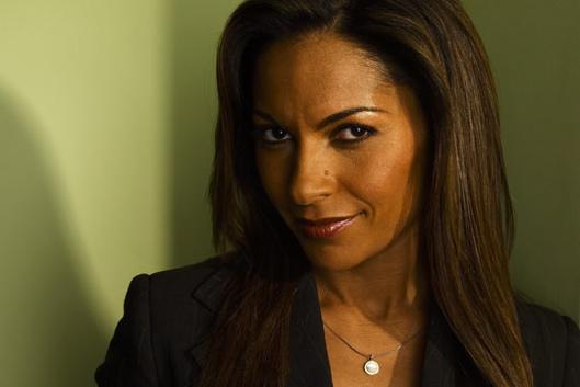 Salli Richardson As Allison Blake On Eureka