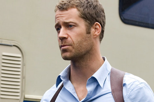 Colin Ferguson As Jack Carter On Eureka