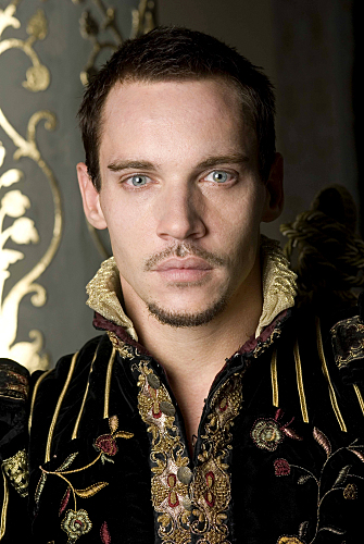 Jonathan Rhys Meyers as Henry VIII On The Tudors