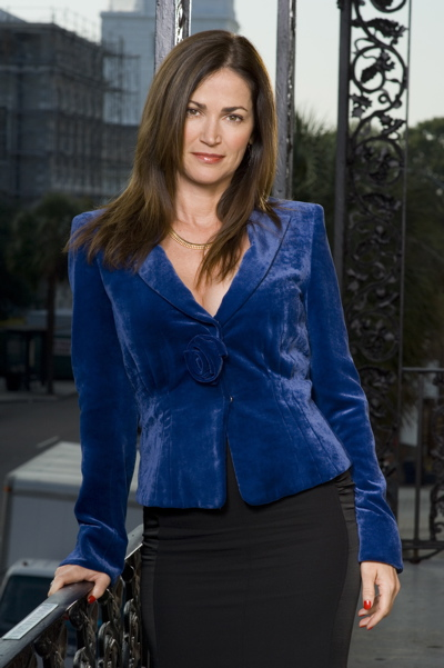 Kim Delaney As Claudia Joy Holden On Army Wives