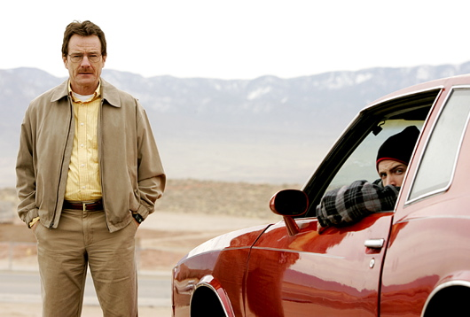 Breaking Bad On AMC Photo