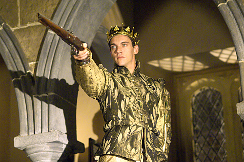 Jonathan Rhys Meyers The Tudors Photo