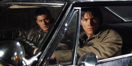 Supernatural Photo Of Jared And Jensen