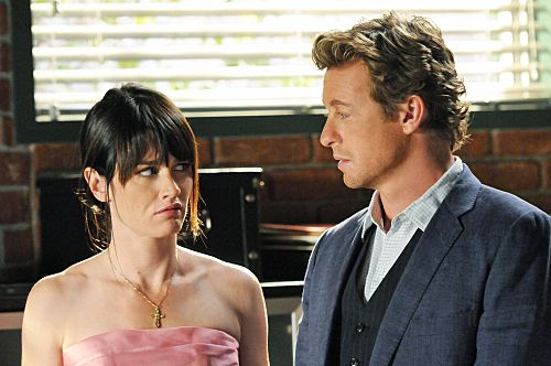The Mentalist Strawberries and Cream