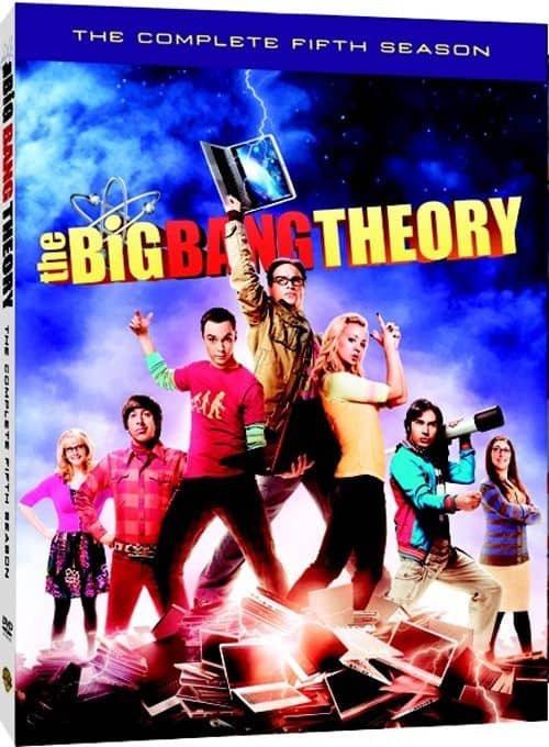 THE BIG BANG THEORY Season 5 DVD