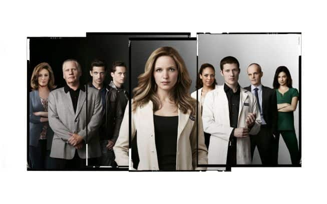 The Mob Doctor Cast