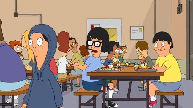 Bobs Burgers Season 3 Episode 1 Ear sy Rider 4