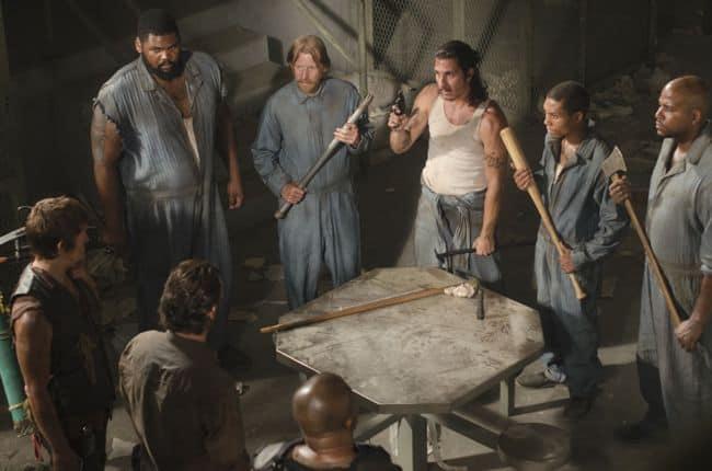 The Walking Dead Season 3 Episode 2 Sick 24
