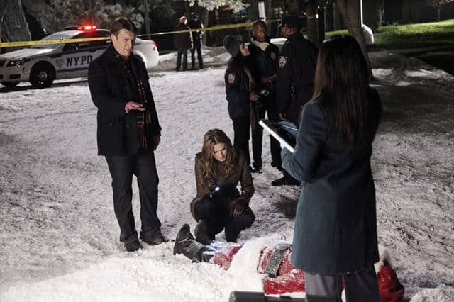 NATHAN FILLION, STANA KATIC, TAMALA JONES
