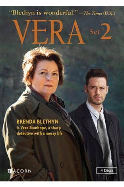 Vera Set 2 DVD