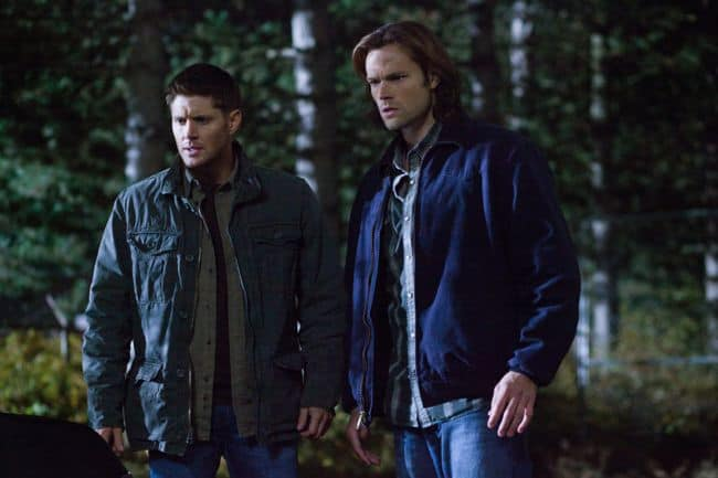 SUPERNATURAL Season 8 Episode 10 Torn And Frayed