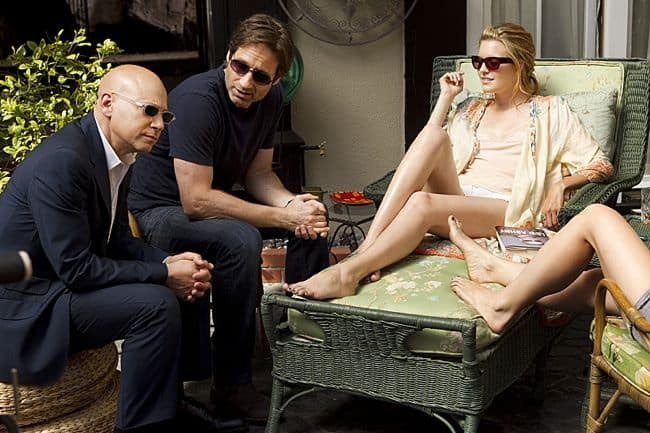 CALIFORNICATION Season 6 Episode 5 Rock And A Hard Place