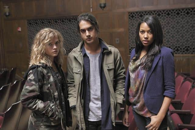 Twisted Cast ABC Family