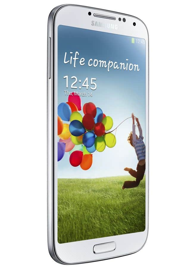 Samsung GALAXY S 4 Phone