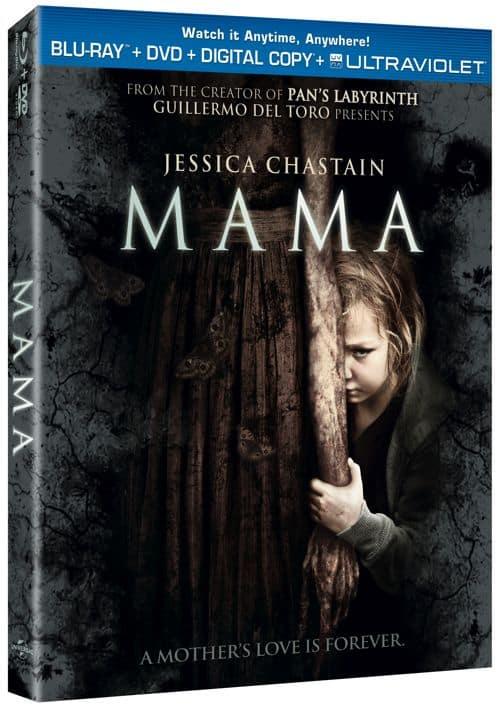 Mama Bluray DVD