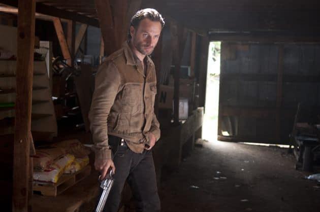 Rick Grimes (Andrew Lincoln) - The Walking Dead - Season 3, Episode 13