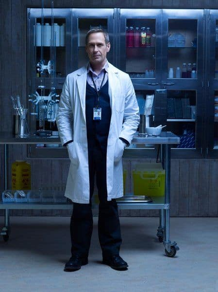 Scott Thompson as Jimmy Price Hannibal - Season 1