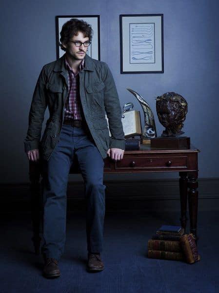 Hugh Dancy as Special Agent Will Graham Hannibal - Season 1