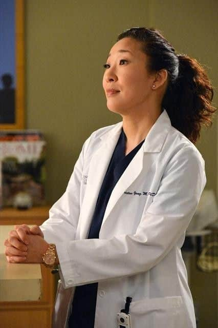 "SANDRA OH GREY'S ANATOMY - ""Idle Hands"""