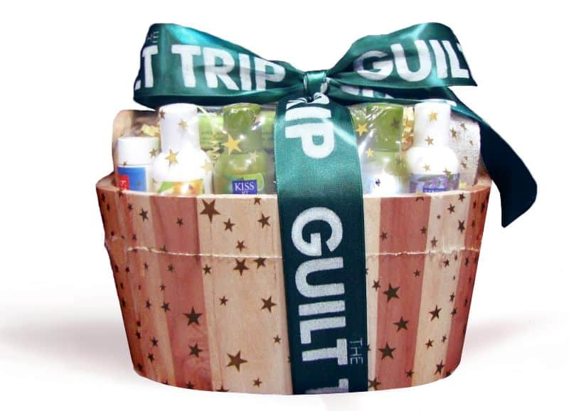The Guilt Trip Prize Pack