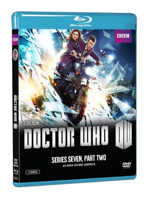 DOCTOR WHO Season 7 Part 2 BLURAY