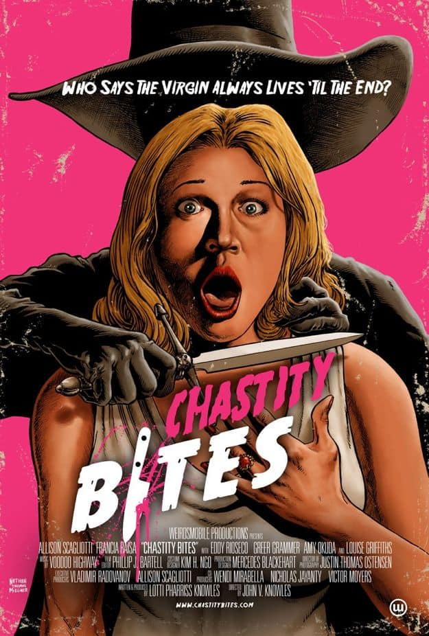 CHASTITY BITES Movie Poster