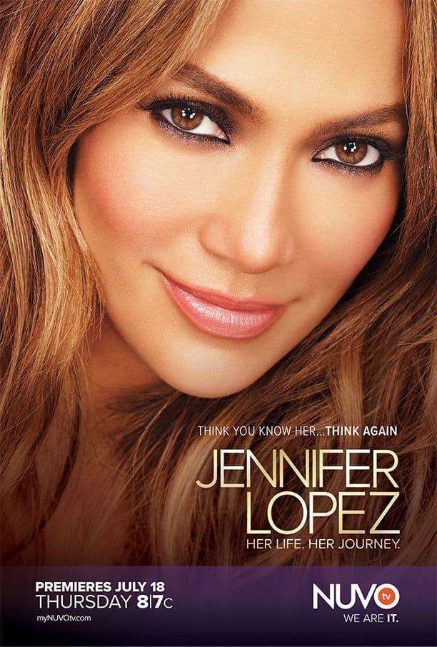 Jennifer Lopez Her Life Her Journey Poster