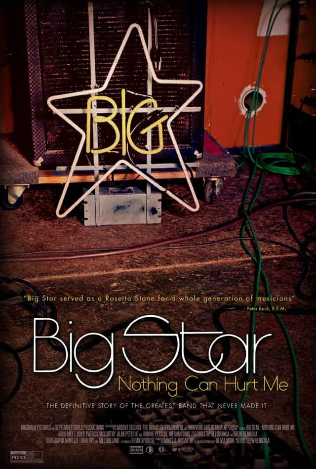 BIG STAR NOTHING CAN HURT ME Poster