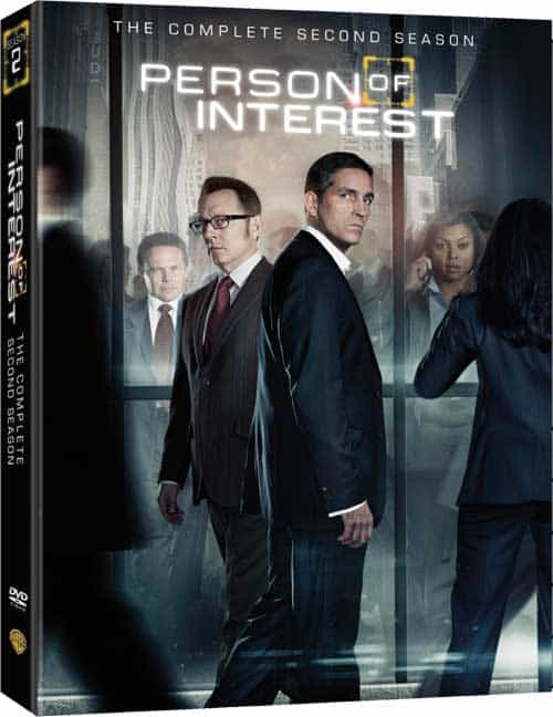PERSON OF INTEREST Season 2 DVD