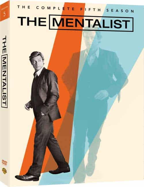 The Mentalist Season 5 DVD