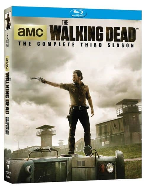The Walking Dead Season 3 Bluray