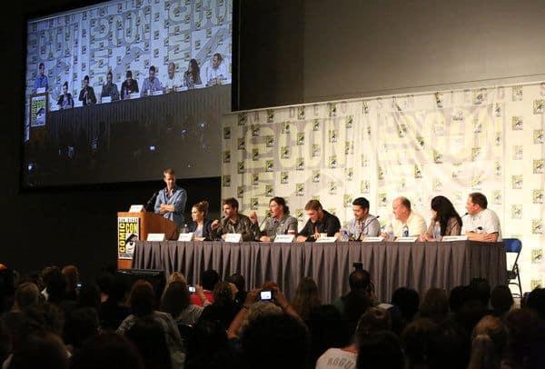 Comic-Con International: San Diego - 2013