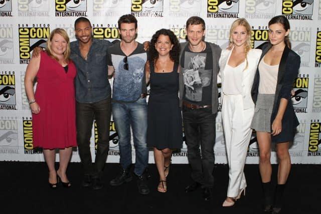 THE ORIGINALS Cast Comic Con 5