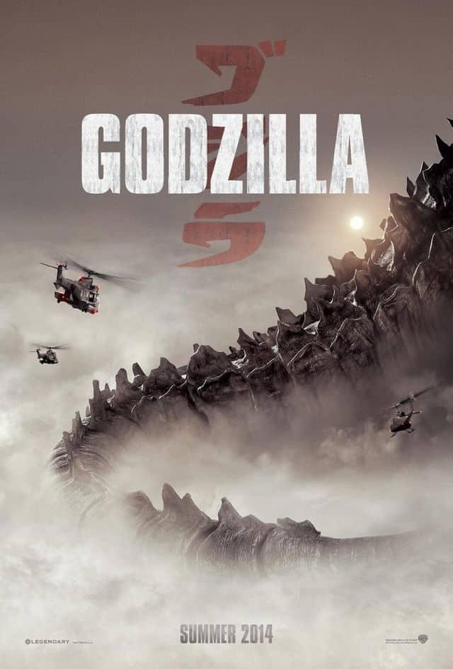 Godzilla Poster Comic Con