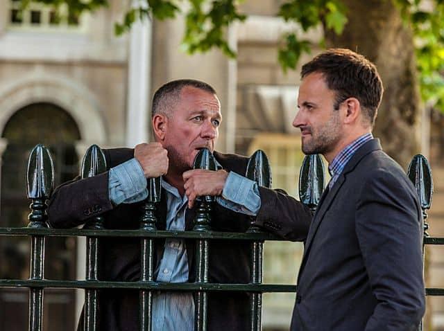 Sherlock Holmes Jonny Lee Miller Gareth Lestrade Sean Pertwee