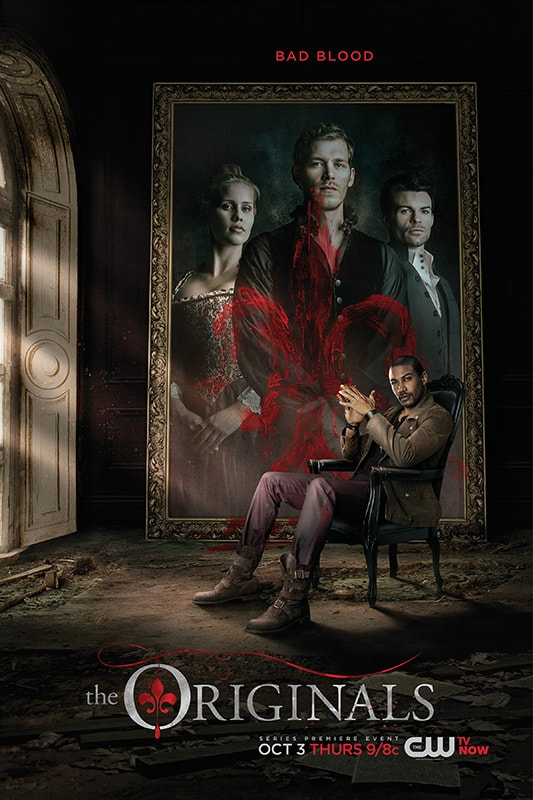 THE ORIGINALS Poster The CW