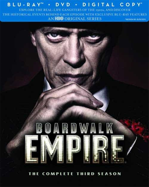 Boardwalk Empire Season 3 Bluray DVD