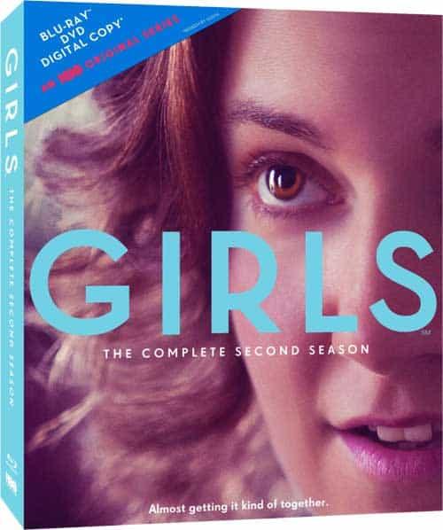 Girls Season 2 Bluray DVD