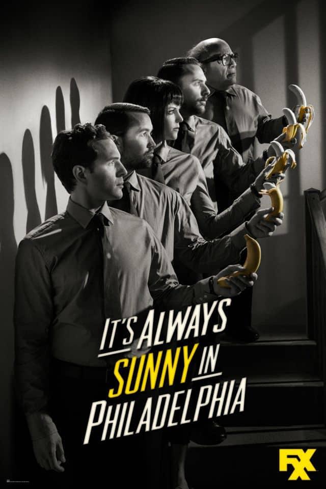 IT'S ALWAYS SUNNY IN PHILADELPHIA - Season 9 Poster