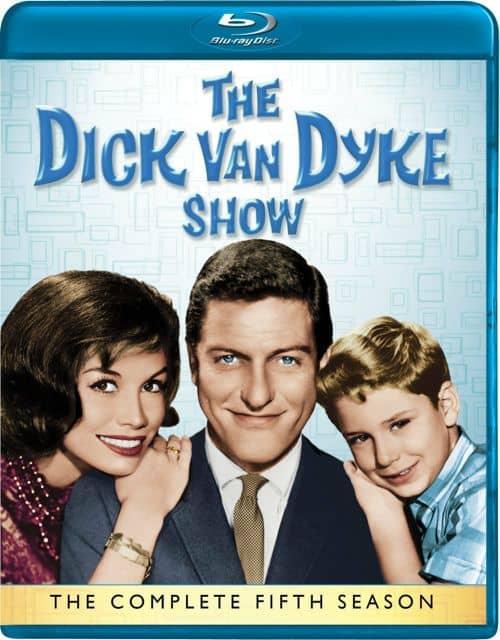 THE DICK VAN DYKE SHOW Season 5 BLURAY