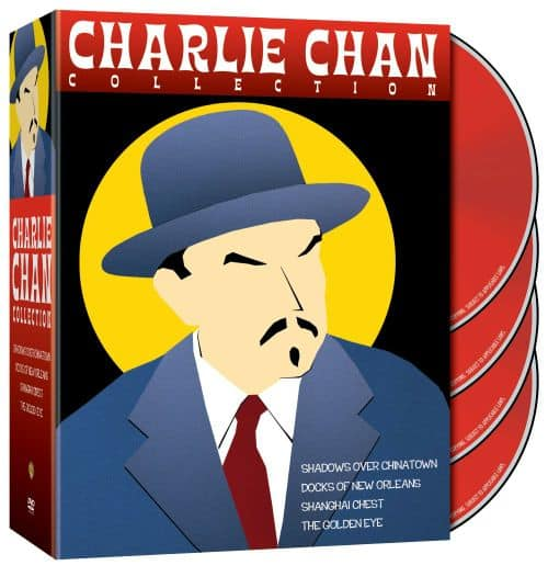 Charlie Chan DVD Collection