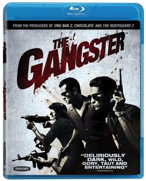 The Gangster Bluray Magnolia