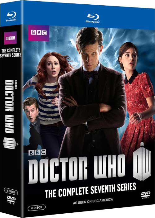 Doctor Who Season 7 Bluray
