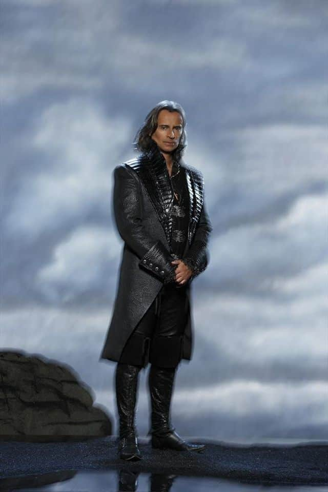 """Once Upon a Time"" Robert Carlyle as Rumplestiltskin/Mr. Gold"