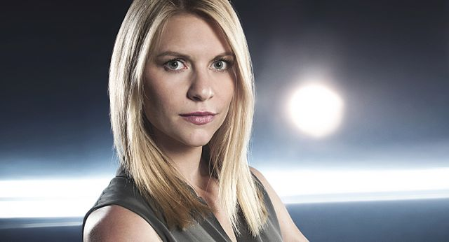 Claire Danes as Carrie Mathison in Homeland Season 3