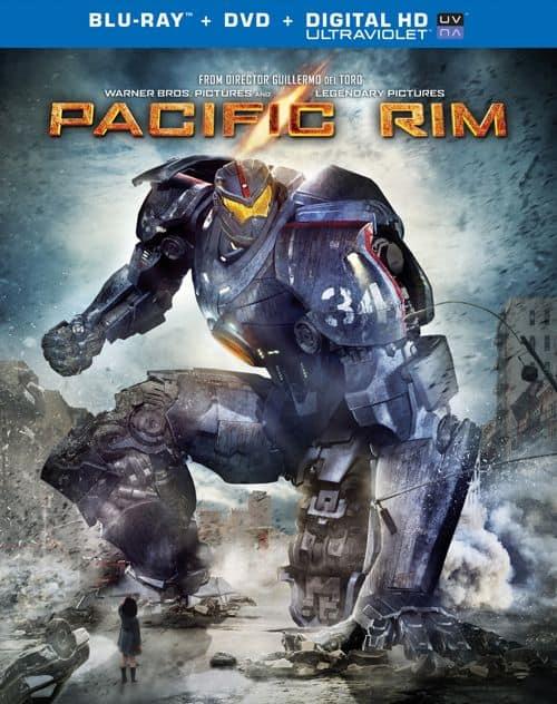 Pacific Rim Bluray DVD