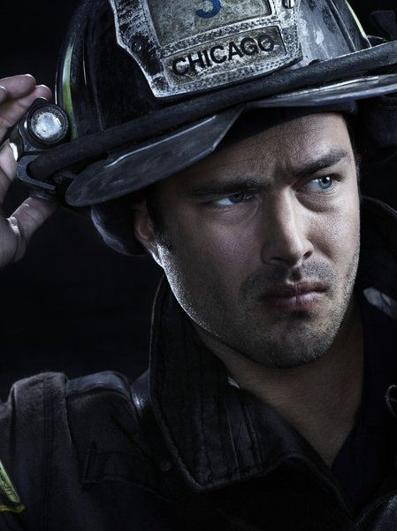 Taylor Kinney as Kelly Severide Chicago Fire Season 2