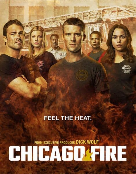 CHICAGO FIRE Season 2 Poster