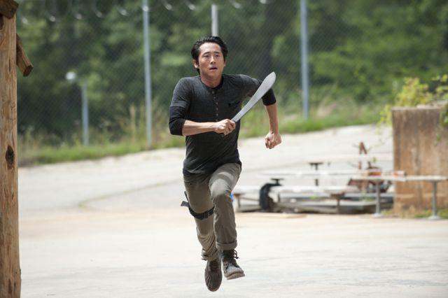 The Walking Dead 4x02 3